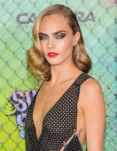 cara cara cara delevingne s back is covered in painful sores at