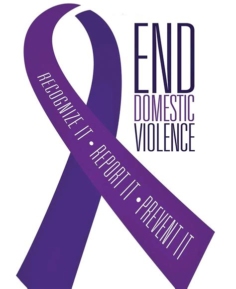 color for domestic violence domestic violence awareness month