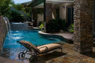Pools In Small Backyards Small Backyard Pools Premier Pools Spas