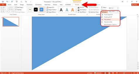 draw creator how to create a slide with custom shapes on powerpoint 2016