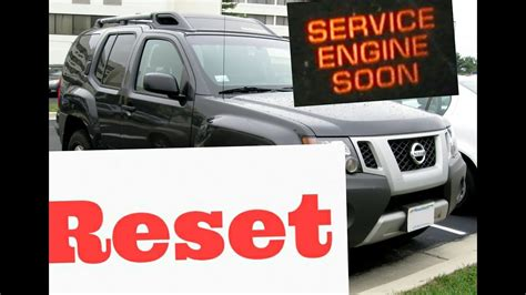 2009 nissan cube service engine soon light service engine soon light nissan xterra