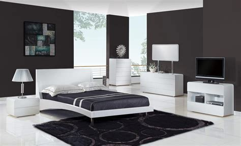contemporary bedroom sets bristol contemporary glossy bedroom set