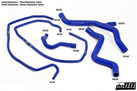 volvo ccsv turbo   coolant hoses