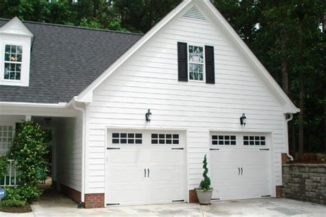 Attached Garage Plans by