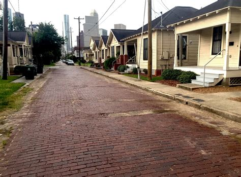 housing for houston historic freedmen s town houses could become city