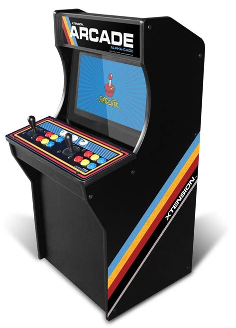 arcade cabinate 19 quot xtension alpha cade arcade cabinet jamma