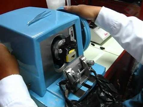 microtome sectioning procedure microtome sectioning tutorial doovi