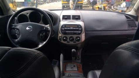 Nissan Altima 2.5s 2003 Model,leather Interior, Full ... Nissan Altima 2003 Interior