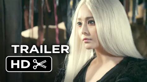 film china white hair white haired witch official trailer 1 2015 bingbing