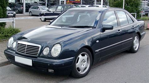 Mercedes Wi by File Mercedes W210 Front 20080809 Jpg Wikimedia Commons