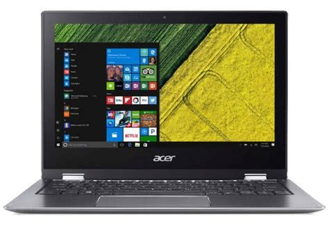 Laptop Acer 1 Jutaan new acer spin 1 notebook konvertibel dibawah 5 jutaan