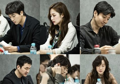 film korea queen for seven days first script reading for kbs2 drama series queen for