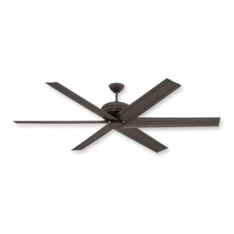 72 outdoor ceiling fan 72 inch colossus ceiling fan by craftmade col72esp6