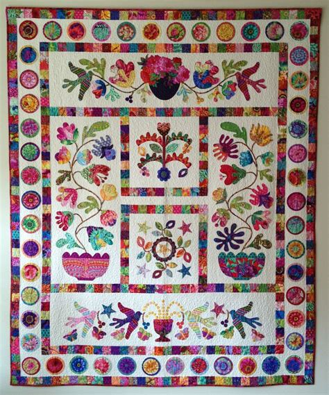c find pattern kim mclean s quot flower pots quot pattern in kaffe fassett
