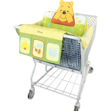 Pooh And Cover disney pooh 3 in 1 cart cover walmart