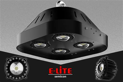 Lu Led Motor 3 Titik e lite modular based led high bay is now ce certified by