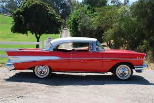 1957 Chevrolet Belair 2 Door Hardtop 1957 Chevrolet Bel Air 2 Door Hardtop 65985