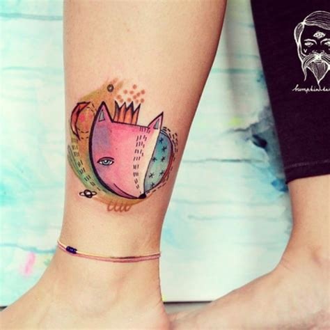100 adorable ankle tattoo designs to express your femininity