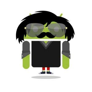 avatars for android instantly create android mascot like avatar free android app