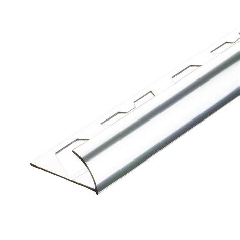 aluminium curved edge tile trim tiling supplies direct