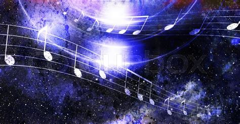 wallpaper galaxy music music note on galaxy abstract color background music