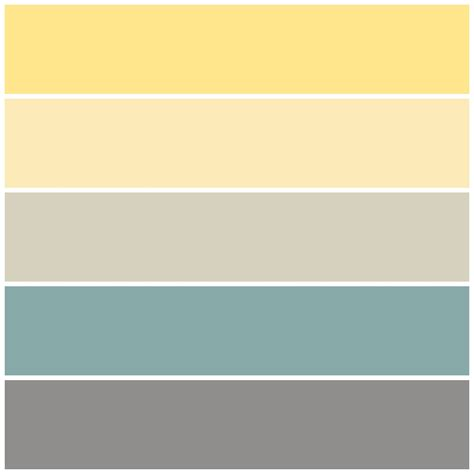 what color goes best with yellow jim sarah s paint colors income property hgtv colour
