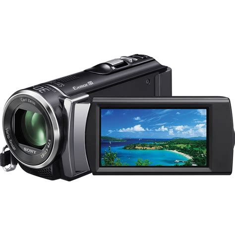 Sony Hdr sony hdr cx210 high definition handycam camcorder hdrcx210 b b h
