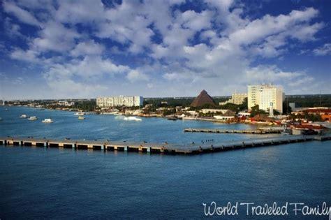 port of call cozumel world traveled family