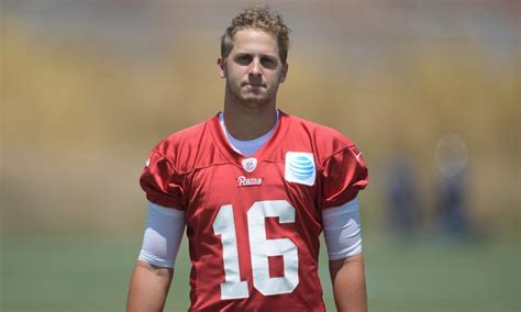 takeaways  day   rams camp jared goff struggles