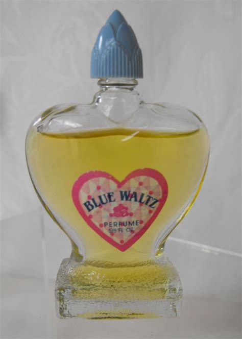 Best Seller The Shop Parfume Marocan Edt 50 Ml blue waltz perfume circa 1950s from orphanedtreasures on ruby