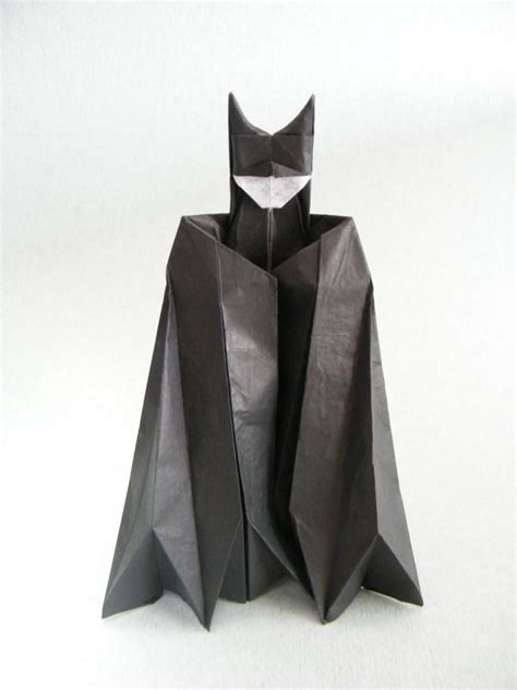 How To Make A Paper Batman - 29 marvel ous origami superheroes