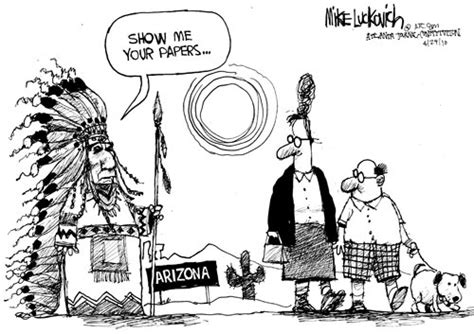 political cartoons on immigration native american indian immigration political cartoon flickr