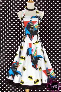 Vintage batman dresses and corsets girl week
