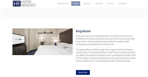 Room Description Text Spot On Creative Hotel Marketing Hotel Room