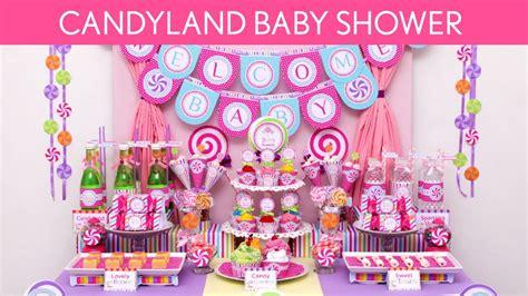 candyland themed baby shower candyland baby shower ideas candyland s16