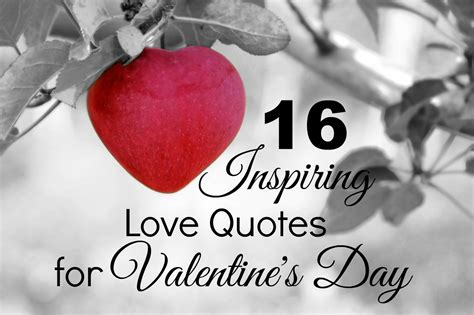 inspirational valentines day quotes 16 inspiring quotes for s day balm to my soul