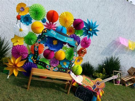 decoraci 243 n boda mexicana a la mexicana