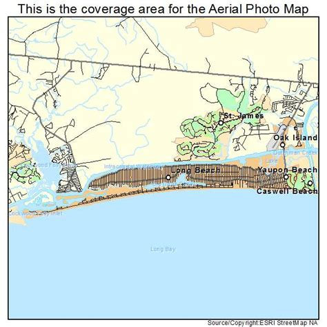 map of oak island carolina oak island nc pictures posters news and on your
