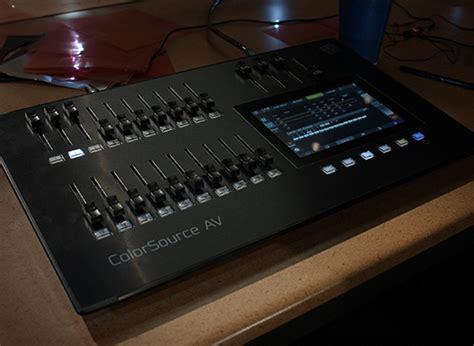 etc lighting console consoles