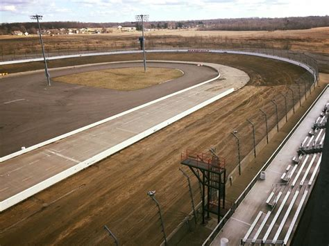 mansfield motor the lucas late model dirt series invades ohio racing