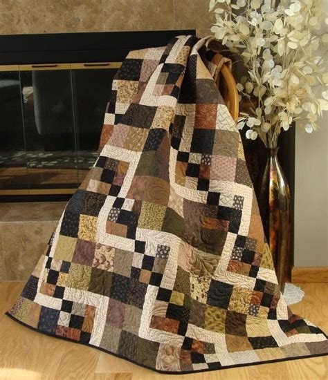 Simply Quilt by This Simple Quilt Is Simply Delightful Quilting Digest