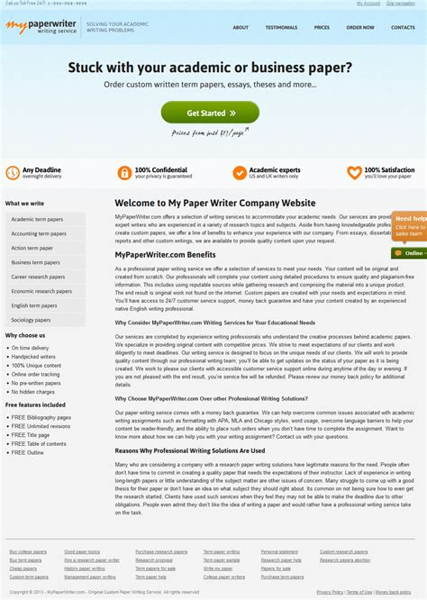 term paper writing service reviews get custom term paper writing service writing service