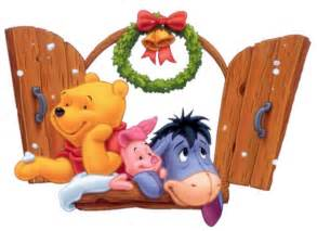 free christmas desktop wallpaper winnie pooh