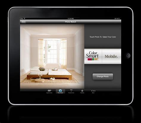 behr colorsmart app on app design served
