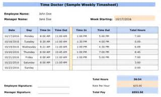 employee time tracking template free employee timesheet templates excel pdf word