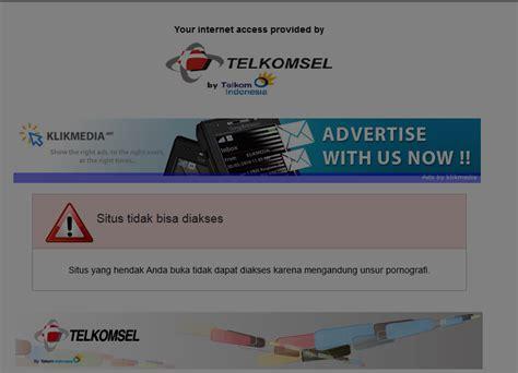 Situs Bug Telkomsel | filtering situs porno telkomsel makin membaik cipil blog