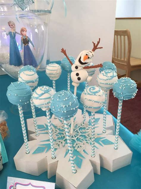 frozen party  maddie catchmypartycom aydens birthday party   frozen themed