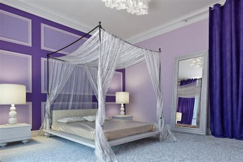 Canopy Curtains For Four Poster Bed Decor 50 Awesome Canopy Beds In Modern And Classic Style Bedroom Design