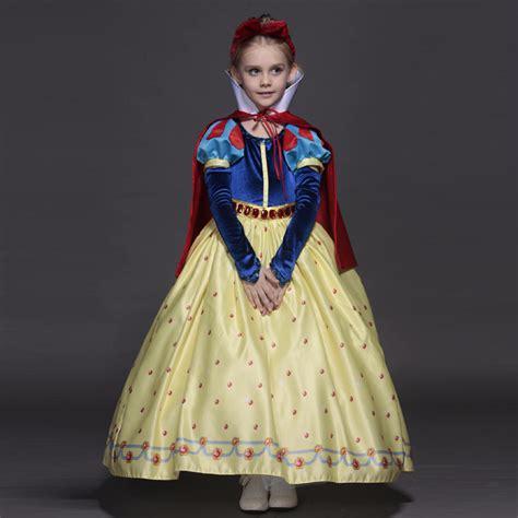Dijamin Dress Princess Sofia 2 snow white costume