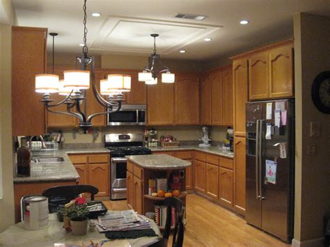 Kitchen Ceiling Light Fixtures Ideas by Kitchen Recessed Ceiling Lights Lighting Ideas